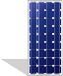 155W单晶硅太阳能发电板厂家直销单晶硅太阳能电池板组件出口品质保证