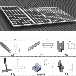 昆明厂家设计、供应屋顶光伏发电系统太阳能分布式并网发电系统