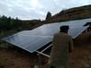贵州威宁牛棚镇7.5KW太阳能光伏水泵系统光伏提灌站太阳能抽水机
