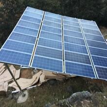 6.4KW太阳能光伏水泵系统光伏提灌站光伏提水系统