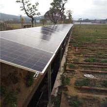 会理县现代农业科技示范园11KW光伏提水系统水利光伏提灌站项目