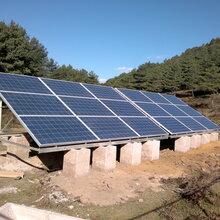 厂家直销11KW太阳能光伏水泵系统全套太阳能光伏提水灌溉设备厂家