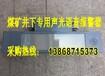 礦用本安聲光語言顯示條屏報警器127VPH127聲光語言顯示條屏