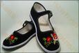 女士手工绣花布鞋传统布鞋批发民族绣花布鞋
