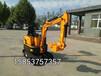 仙桃市驾驶型小型挖掘机迷你款微型挖土机
