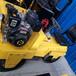 福建南平座驾式压路机双钢轮压实机启动很轻松