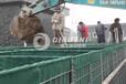 电焊石笼网防暴墙militarybarrier(乔士墙体)