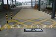 固定地埋式车底扫描成像国际机场出入口专用安检检查车底盘