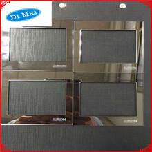 北京迪迈墙壁塑料镜面挂衣条CNC数控加工量大从优