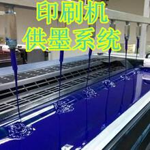 四色膠印機集中供墨系統圖片