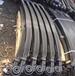 奔驰卡车配件钢板弹簧奔驰泵车4141钢板弹簧