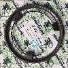 奔驰泵车配件奔驰4141泵车变速箱壳体及齿轮