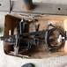 三一奔驰泵车配件德国进口变速箱同步器