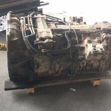 二手拆车奔驰泵车变速箱配件图片