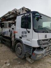 奔驰泵车发动机维修保养OM501奔驰发动机图片