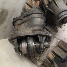 混凝土奔驰泵车3341差速器总成图片