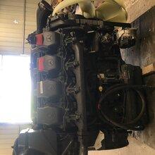 奔驰发动机OM502德国奔驰发动机总成图片