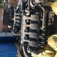 德国奔驰发动机总成奔驰发动机配件维修图片