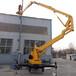 20米升降机20米升降平台曲臂式升降车折臂登高平台价格