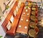 天津定制咖啡厅卡座沙发咖啡厅餐桌椅配卡座沙发