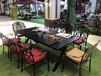 天津定制餐廳桌椅餐廳家具材質分類主題餐廳家具定做