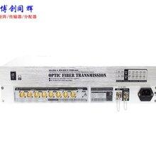 博创同辉1路SDI光端机,支持ASI光纤收发器图片