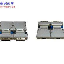 博创同辉迷你型两芯传1路DVI数字视频光端机图片