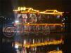 潍坊木船,威海木船画舫船餐饮船出售