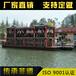 宁波,温州木船厂直销画舫船观光旅游船餐饮船
