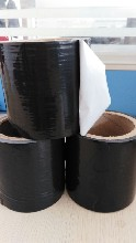 铝单板黑白保护膜,黑白印字保护膜型材保护膜图片