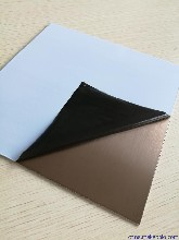 厂家直销不锈钢板保护膜,铝型材保护膜黑色高粘保护膜图片