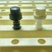 遼寧本溪過濾池底部安裝專用濾板耐高溫49孔ABS濾板可定制