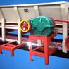 陕西眉县皇城玉全砖机全套设备及配件大量批发