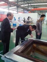 厂家直销双工位木纹转印设备,免费技术指导。