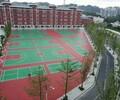 北京延庆地区篮球场施工——厂家直销质量过硬