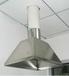 廊坊原子吸風罩萬向抽風罩排氣罩304不銹鋼