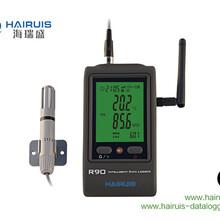 便携式wifi无线温湿度记录仪