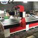 LD-1825双头独立大型棺木雕刻机-棺材雕刻机-寿棺雕刻机-