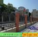 工地項目部藍白柵欄海南圍墻焊接護欄定制萬寧小區陽臺鋅鋼護欄