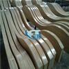 弧形铝方通厂家首选富腾木纹弧形铝方通厂家直销行业领先