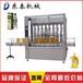 四川大厂家供应转子泵式调和油灌装生产线无泡沫溅出
