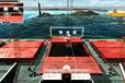 供應徐州碩博2019最新版港口起重機模擬機+港口起重機模擬器