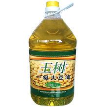 玉树精炼一级大豆油色拉油小中包装散装食用油精选优质大豆