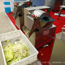 马铃薯切丝机土豆切片机黄瓜切片机图片