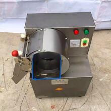 芹菜電動切段機土豆酸菜切絲機圖片