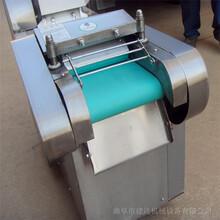 全自动切菜机厨房食堂切丝机二相电不锈钢切菜机图片