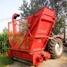 秸秆收割粉碎机大型秸秆回收机玉米秸秆粉碎回收机图片