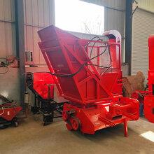 玉米秸秆回收机玉米收割秸秆回收机拖拉机牵引秸秆粉碎回收机图片