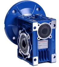 速送机配套RV075铝合金蜗轮减速机RV蜗轮蜗杆减速机图片
