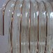 PU钢丝透明软管波纹伸缩通风吸尘软管